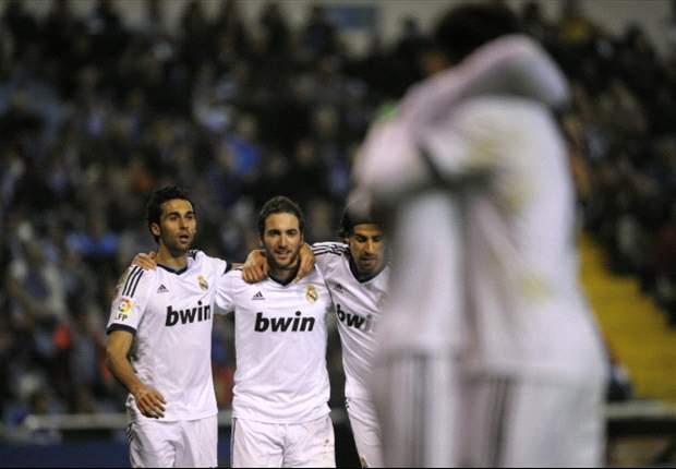 Comeback Sempurna Real Madrid