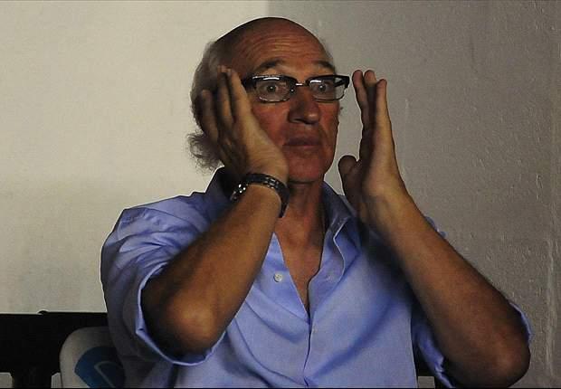 """Bianchi: """"Hubo un retroceso con respecto al partido con Tigre"""""""