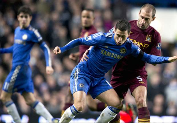 ANG - Man City - Chelsea, les compos officielles