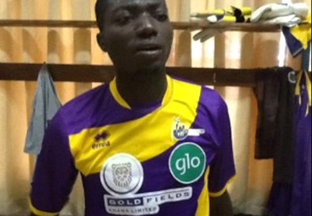 Otuo Acheampong suspended indefinitely by Medeama SC