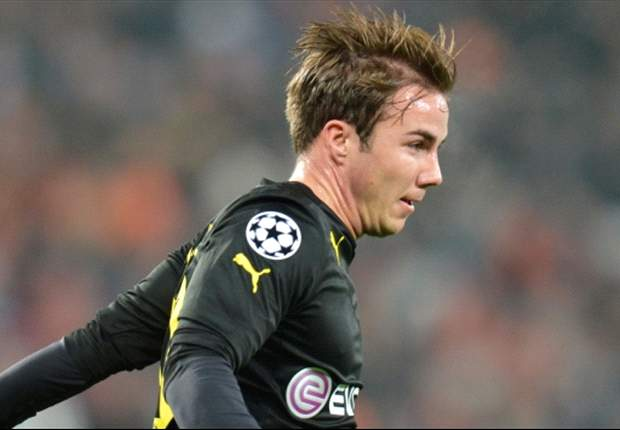 Manchester United pull out of race for Gotze