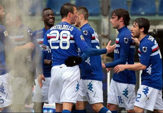 ITA - La Sampdoria assure