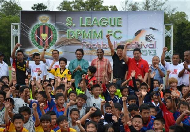 Brunei football community welcomes the return of S.League with festival