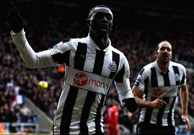 Cisse happy to return for Newcastle after resolving sponsor dispute