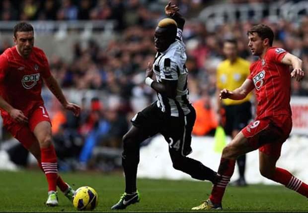 Newcastle United feiert Heimsieg gegen Southampton