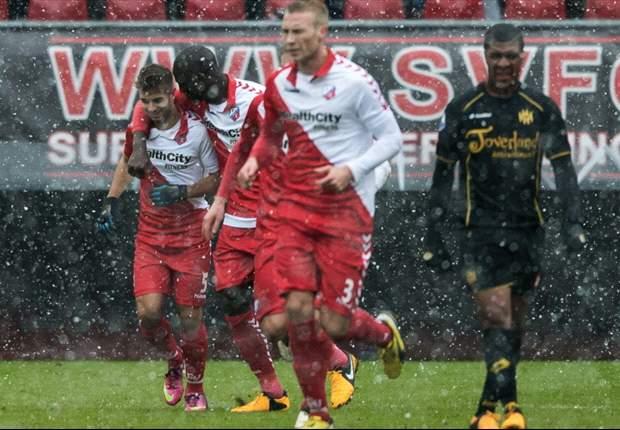 FC Utrecht simpel langs tien van Roda JC