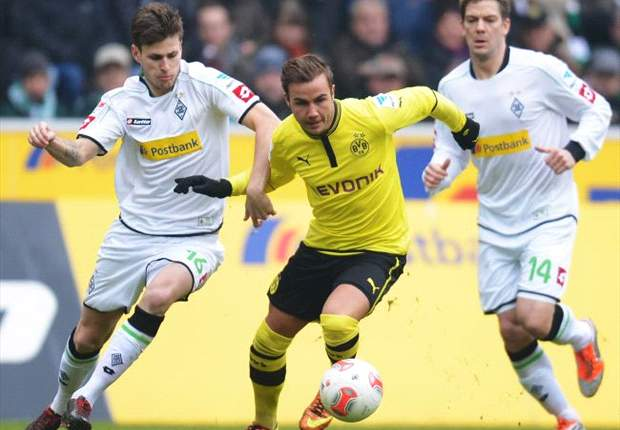 """Genügsames Gladbach weiß Remis zu schätzen: Punkt gegen Dortmund """"ist in Ordnung"""""""