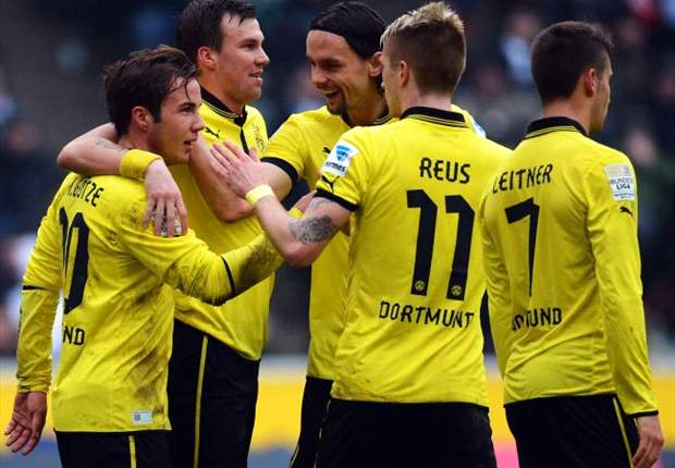 Borussia Dortmund can beat anyone, says Lattek