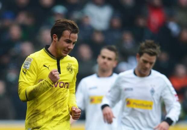 Borussia Dortmund Benarkan Niat Mario Gotze Gabung Bayern Munich