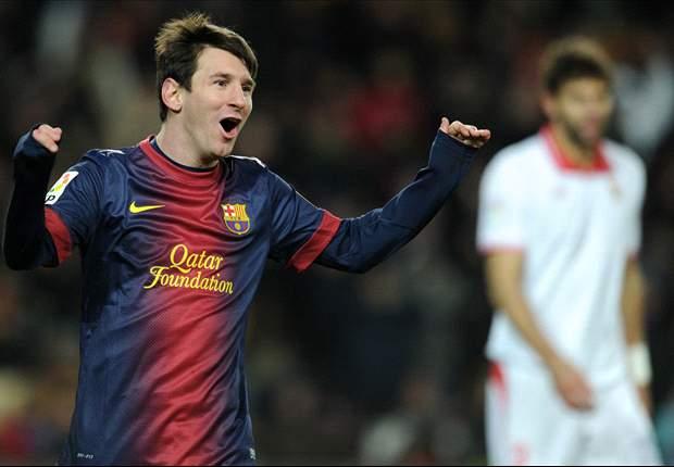 Lionel Messi Minta Barcelona Lupakan Hasil Buruk