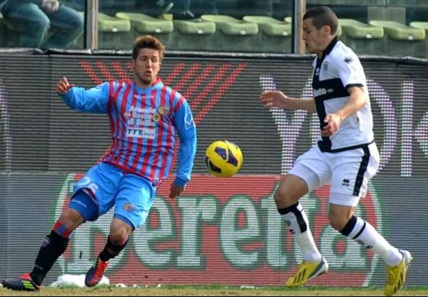 Catania se impone en su visita a Parma