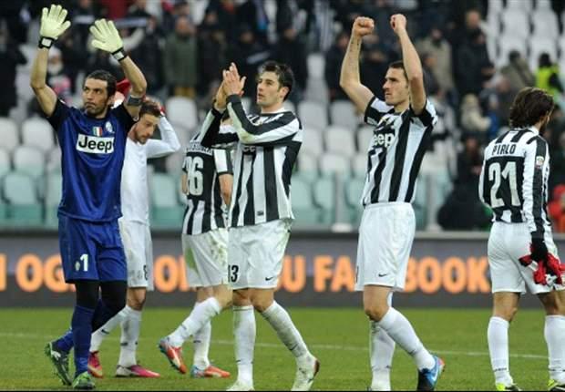 Com facilidade, Juventus faz 3x0 no Siena