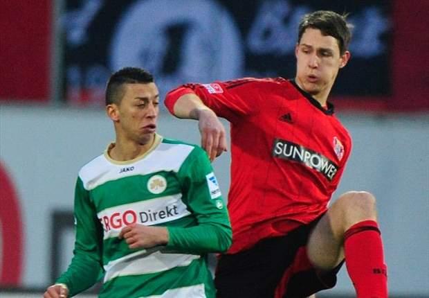 Fürth gegen Bayer: 0:0 im Spiel der verpassten Gelegenheiten
