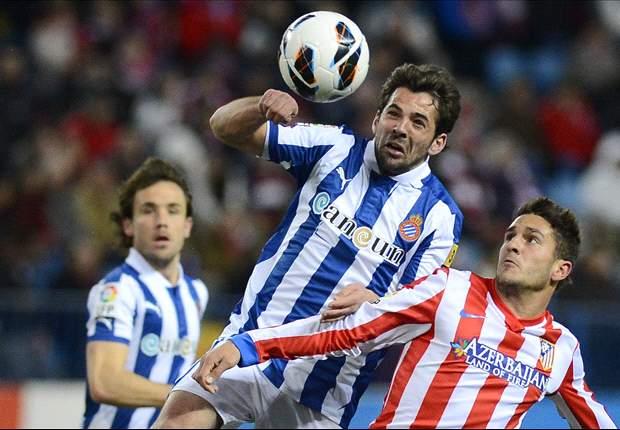 Víctor Sánchez respalda a Javier Aguirre en el Espanyol