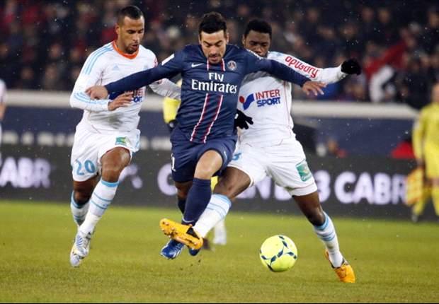 PSG-Marsiglia 2-0: Una sfortunata autorete di N'Koulou e un goal di Ibrahimovic e i parigini volano