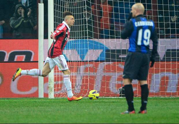 El Shaarawy: Handanovic was fantastic for Inter