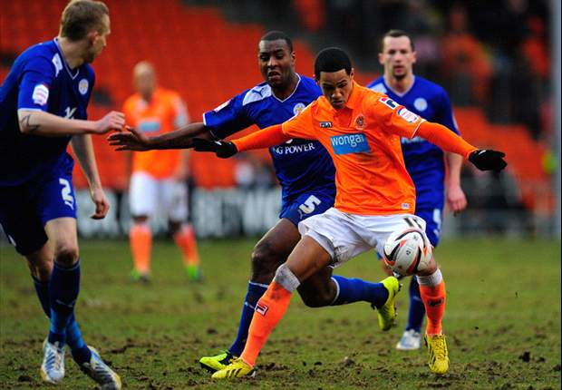 Football League Round-up: First win for Paul Ince at Blackpool and Bristol City climb off bottom spot