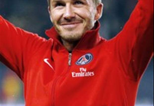 David Beckham Puncaki Goal Rich List 2013