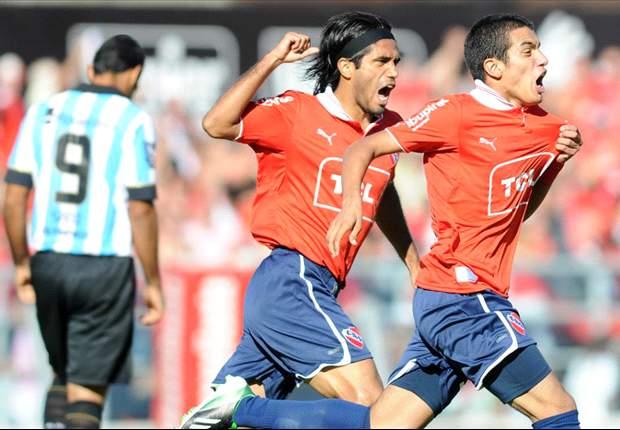 Fabián Vargas, el mejor jugador de la tercera fecha