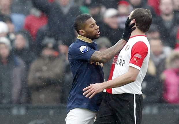 Niederlande: Nationalspieler Lens greift Kollegen Mathijsen tätlich an