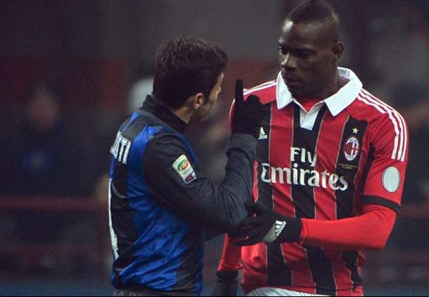 AC Milan outplayed Inter in first half, admits Zanetti