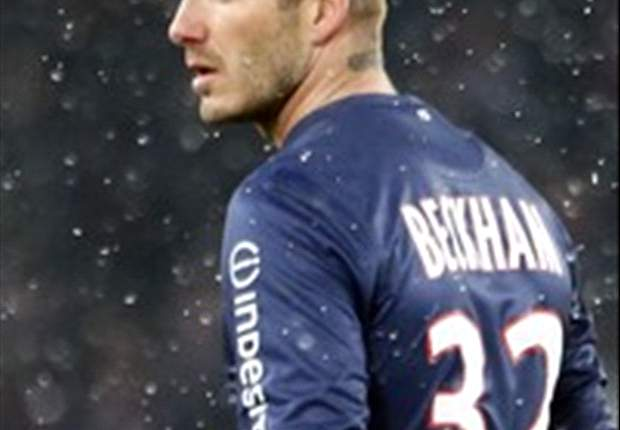 David Beckham Pertimbangkan Bertahan Di Paris Saint-Germain