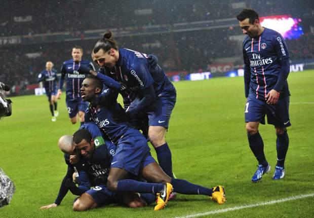 Ligue 1 - Le PSG remporte le Clasico