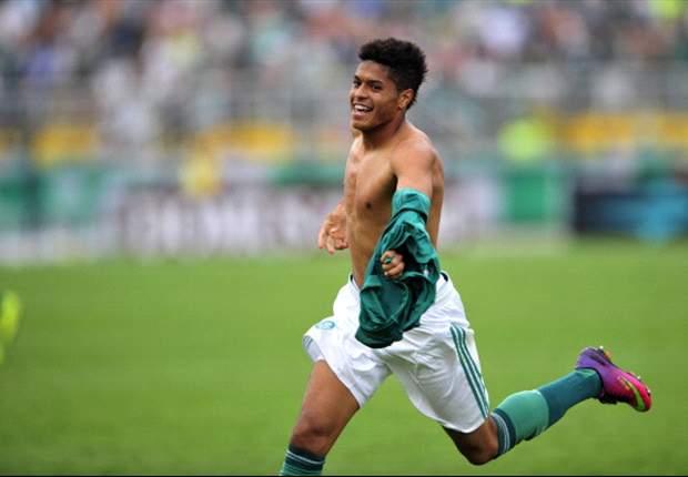 Palmeiras 1-0 Barbarense: Leandro estreia e marca o gol da vitória