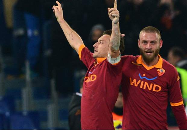 Roma must take advantage of Inter struggles, says De Rossi