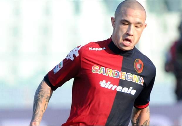"""Momento delicato per il Cagliari, Nainggolan spera che torni presto la tranquillità: """"Cellino è una persona per bene"""""""