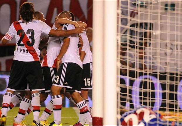 River Plate 3-2 Tigre: Cinco minutos de gloria