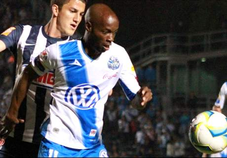 Beasley leaves Puebla for Queretaro