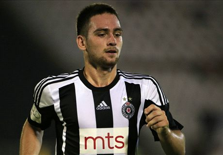 'Madrid bid €15m for starlet Zivkovic'