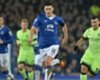 Manchester City vs. Everton: Barry laments lack of form ahead of second leg