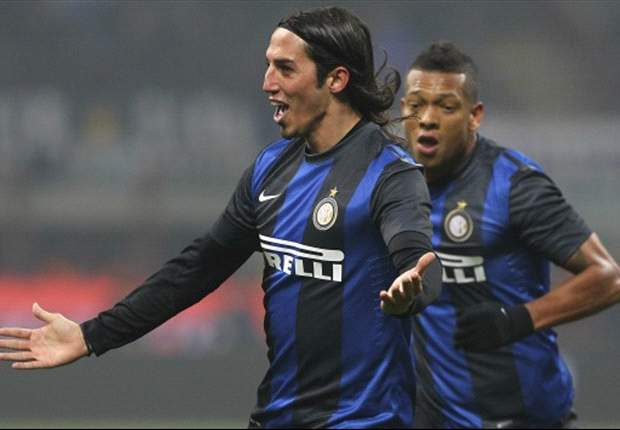 Schelotto says Inter must secure Champions League place