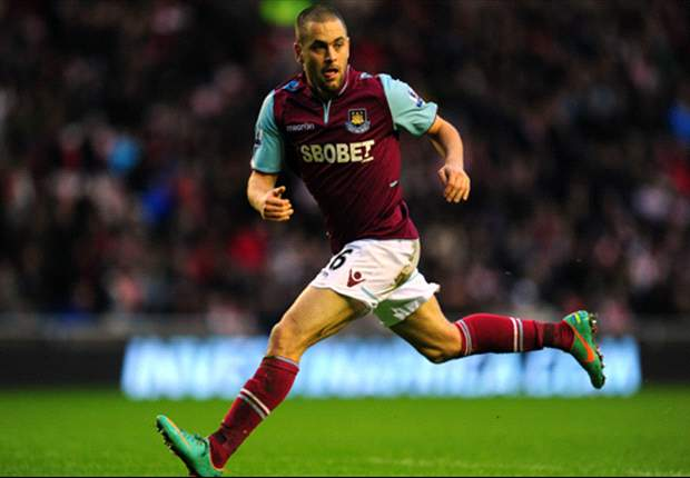 Joe Cole 'raring to go' ahead of new season for West Ham