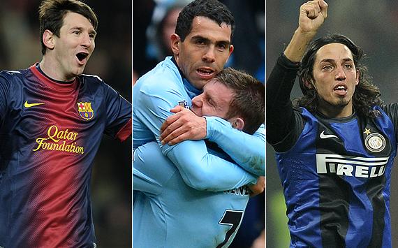 Los argentinos en el mundo