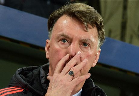 Van Gaal: Man Utd have lost fear factor