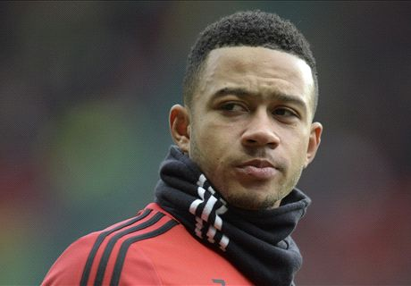 Memphis picked for Man Utd Under-21s