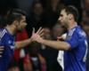Chelsea, Ivanovic bluffé par Diego Costa