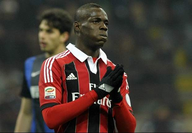 Inter fined €50,000 for fans' racial abuse of Balotelli in Milan derby