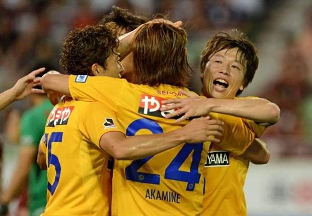 REVIEW J-League: Lima Besar Tanpa Kemenangan