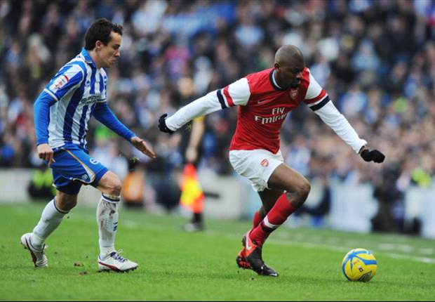 Diaby's injury plight threatens