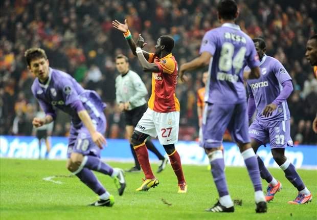 Scorende Sneijder wijst 'Gala' de weg