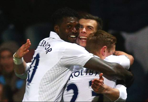 West Ham 2-3 Tottenham: Bale screamer moves Spurs up to third