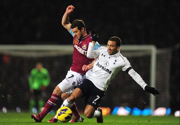 West Ham winger Jarvis bemoans 'sickening' Tottenham loss