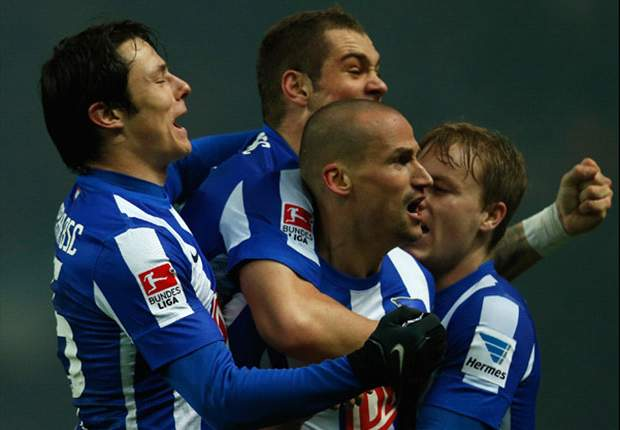 ALL - le Hertha Berlin assure la montée