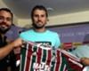 Henrique é apresentado no Fluminense