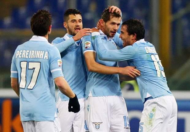 Lazio binnen helft klaar met Pescara