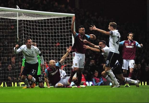 Weergaloze Bale redt Tottenham opnieuw